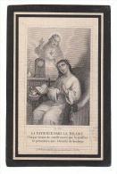 Ladislas Edouard LION Focant 1855 Prêtre Namur Carlsbourg Celles Bioulx Salzinnes-Namur 1897 Turgis Patience Maladie - Images Religieuses