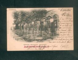 Nancy (54) - Grande Brasserie Viennoise - Bieres Tourtel - Dovergne Successeur ( A. Bergeret Et Cie Nancy ) - Nancy