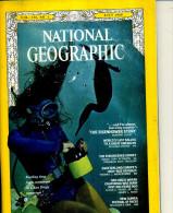 NATIONAL GEOGRAPHIC JULY 1969 SAN DIEGO AQUARIUM  EISENHOWER STORY - Géographie