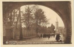 Beauraing - L'Entrée Du Parc - Beauraing
