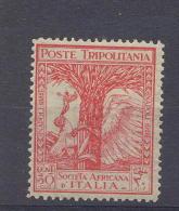 Tripolitania Società Africana Cent. 30 - Tripolitania