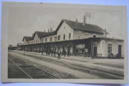 NOVI SAD - Zeleznicka Stanica - Railway Station - Srbija Serbia SR01/08 - Serbie