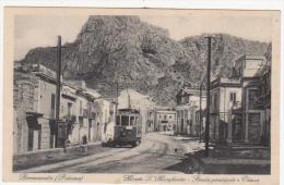 Sferracavallo Palermo Monte Santa Margherita , Strada Provinciale E Chiesa , Non Viaggiata   SEE SCAN - Palermo