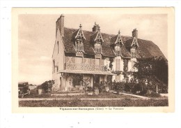 CPA : 18  :Vignoux Sur Barangeon - La Vernusse  - Belle Propriété - France