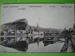 Lot 5 CPA Belgique   F - Postcards