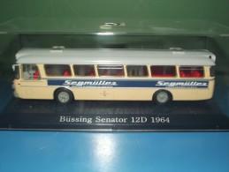 Büssing Senator 12D 1964 - Voitures, Camions, Bus