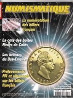 COLLECTION CATALOGUE EDITION NUMISMATIQUE ET CHANGE 2001 N° 318 NUMEROTATION DES BILLETS FRANCAIS, COTE DES BOITES, FFI - Français