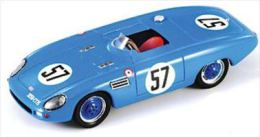 D.B. HBR Panhard - Bonnet/Bayol - 1st Indice Performance 10th 24h Le Mans 1954 #57 - Bizarre - Bizarre