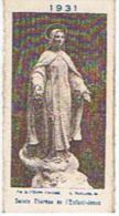 Les Orphelins Apprenti D Auteuil  ST THERESE DE L ENFANT JESUS  Pte De L Oeuvre D Auteuil  A MAILLARD  4 Scans - Calendriers