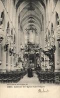 BELGIQUE - BRABANT FLAMAND - DIEST - Intérieur De L'Eglise Saint-Sulpice. - Diest