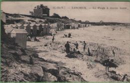 22 LANCIEUX - La Plage à Marée Basse - Lancieux