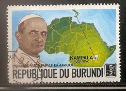 BURUNDI OBLITERE - Non Classés