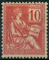 France (1900) N 116 * (charniere) - France
