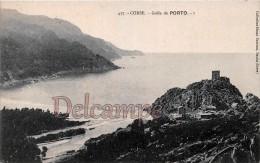 Golfe De Porto - CORSE -  Collection Damiani  N° 437 - Dos Vierge TTBE - 2 Scans - - Autres Communes
