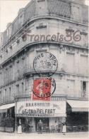 (10) Troyes  - Brasserie Du Lion De Belfort - Bière De Garde De Maxéville -  En Très Bon état TTBE - Troyes