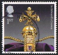GB 2011 Crown Jewels 1st Type 2 Good/fine Used [13/13559/ND] - 1952-.... (Elizabeth II)