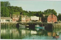 Padstow Harbour, Cornwall. Unused Card. - England