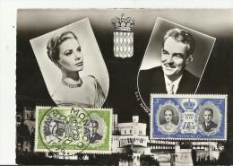 =MONACO 1956 SERIE - Monaco