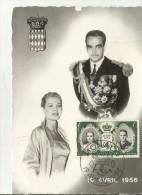 =MONACO 1956 MANGEL - Monaco