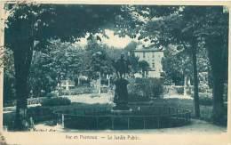 13 - AIX-en-PROVENCE - Le Jardin Public - Aix En Provence