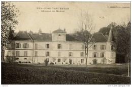 61-ARGENTAN- Environs, Château Du Moncel - Argentan