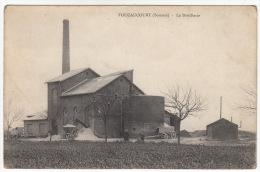 CPA (80) FOUCAUCOURT (Somme) - La Distillerie. - Autres Communes