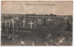80 ASSEVILLERS - Le Cimetière Militaire Anglais - France