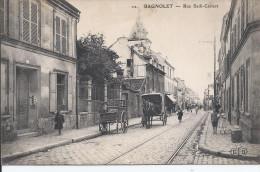 Bagnolet Rue Sadi Carnot - Bagnolet