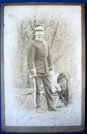 PHOTO MILITAIRE 1870 1914 1918 - OFFICIER - War, Military