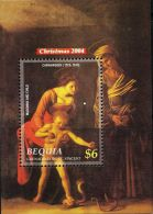 AW1650 Bequia 2004 Caravaggio's Paintings M MNH - Unclassified