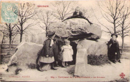 MEUDON - Terrasse De L´Observatoire - Le Dolmen - Meudon