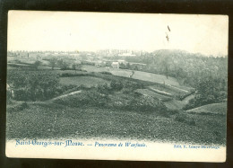 Saint - Georges - sur - Meuse  :  Panorama de Warfus�e