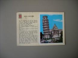 ITALIE TOSCANA PISA MON HISTOIRE - Pisa
