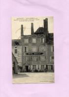 CREMIEU - HOTEL BOUILLET - Crémieu