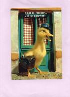 SATURNIN - C'est Le Facteur... V'là Le Courrier ! - Postcards