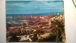Genova - Il Porto Dal Castello D' Albertis - Genova