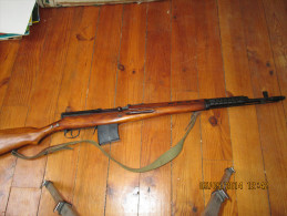Svt40 - Decorative Weapons