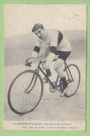 PASSERIEU, Champion De La Route. Français. 2 Scans. Edition De Greef, Rue Des Ménages Bruxelles - Ciclismo