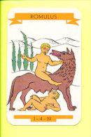 Romulus  / Rome Antique Histoire - Louve // IM 124/6 - Old Paper