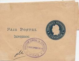 Argentina   Postal Stationery  S-1258 - Postal Stationery
