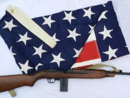 1944--2014 : SUPERBE DRAPEAU U.S.A. 48 ETOILES 39 - 45  !!!!!!!!!!! . ............ - Drapeaux