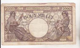 Romania 2000 Lei 1944 - Rumania