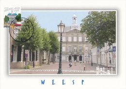 D16717 CARTE MAXIMUM CARD FD 2005 NETHERLANDS - CITY HALL WEESP - BEAUTIFUL HOLLAND - CP ORIGINAL - Maximum Cards