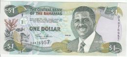 Bagamas 1 Dollars 2001 Pick 69 UNC - Bahamas
