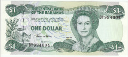 Bagamas 1 Dollars 2002 Pick 70 UNC - Bahamas