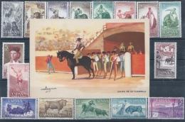 TRMQTP0010CPA-LFTST+PTCO.Espagne .Spain.Tarjeta Postal.TOROS,y Serie De Tauromaquia - Corridas
