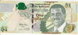 Bagamas 1 Dollars 2008 Pick 71 UNC - Bahamas