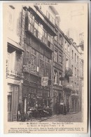 SAINT MALO 35 - Rue Jean De Chatillon : La Maison De Duguay Trouin - CPA - Ille Et Vilaine - Saint Malo
