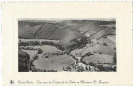 Trois-Ponts - Vue Vers La Vallée De La Salm Et Hauteurs St.Jacques - Trois-Ponts