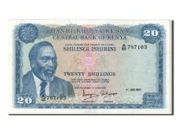 [#303434] Kenya, 20 Schillings Type Kenyatta - Kenya